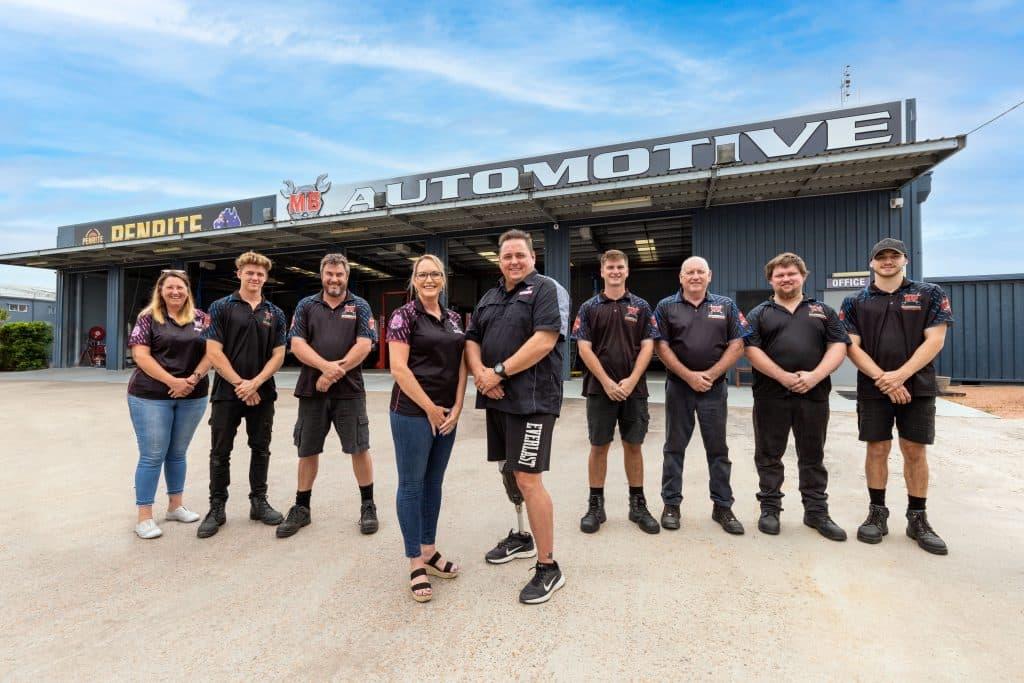 MB Automotive Team